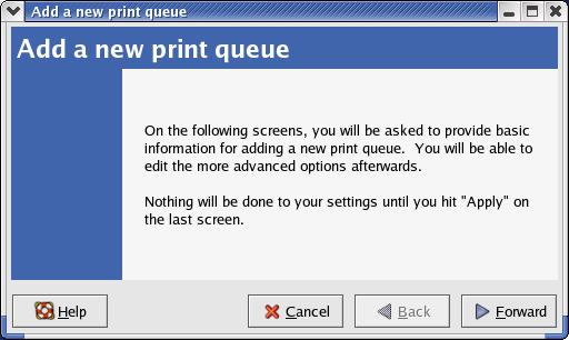 how to open print queue